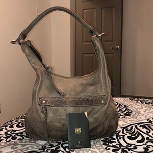 Frye hobo purse